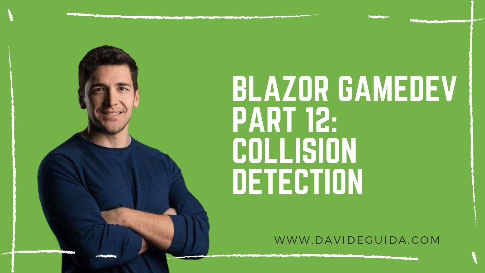 Blazor Gamedev  – part 12: collision detection
