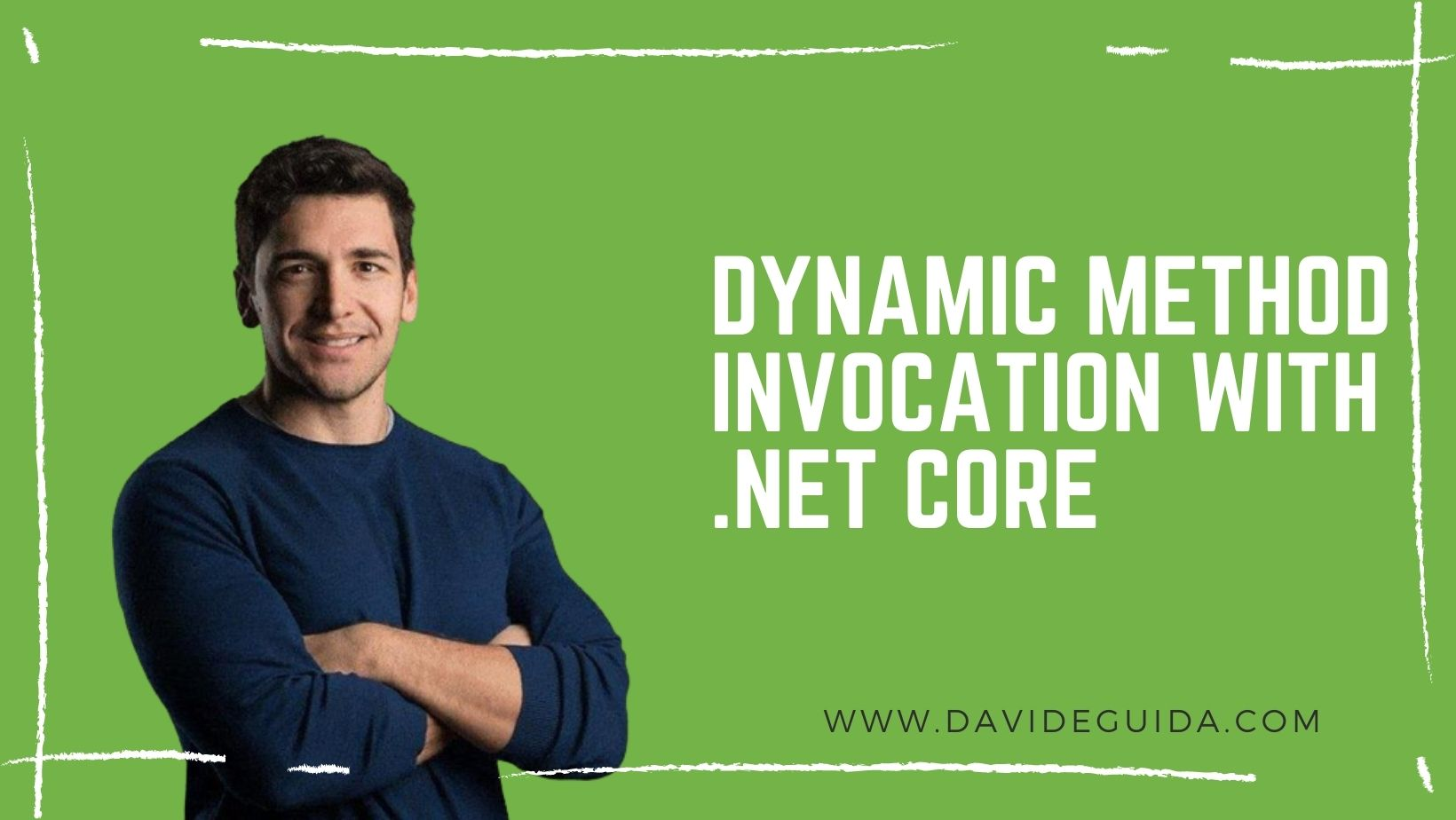 Dynamic method invocation with .NET Core