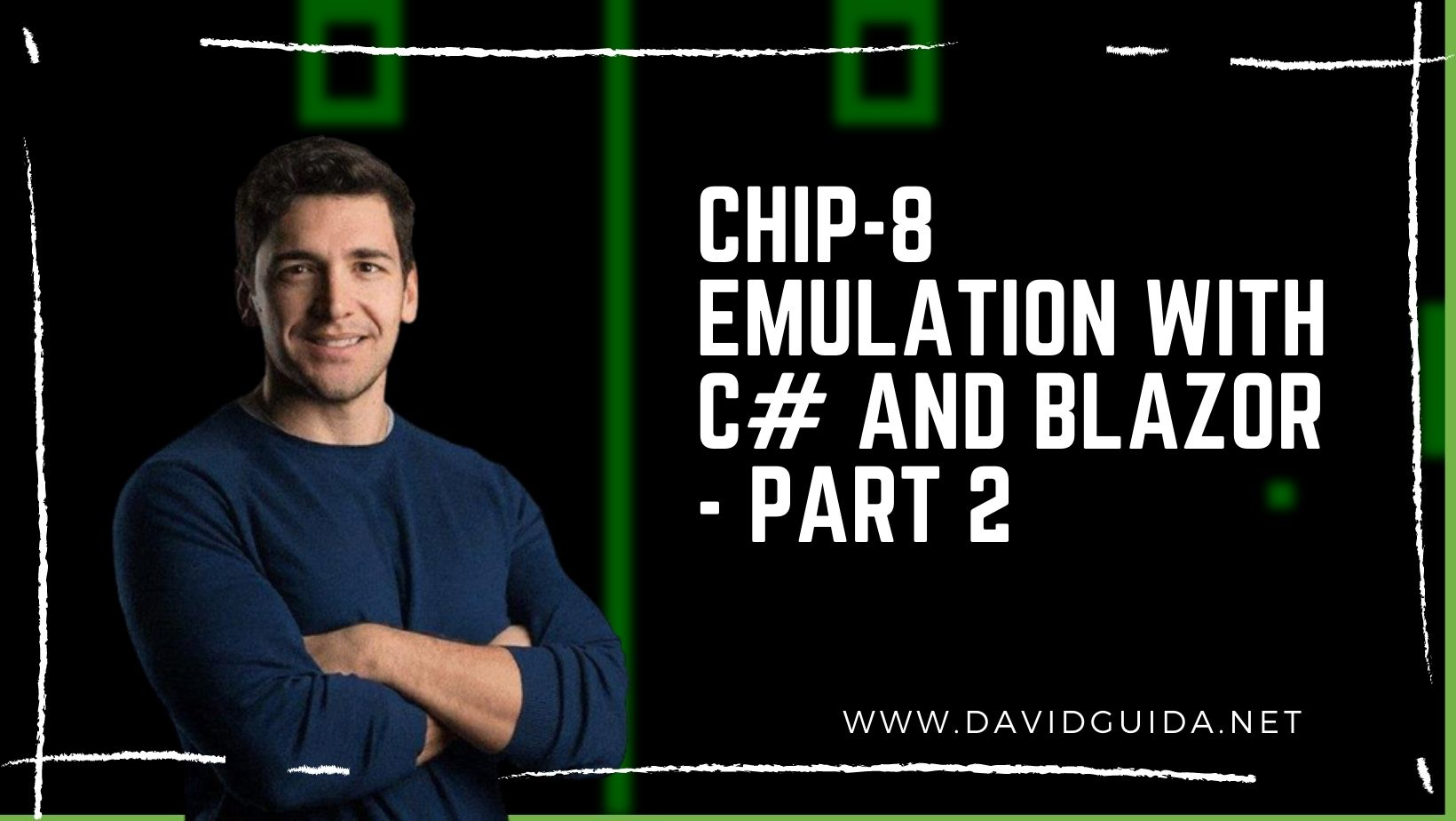 CHIP-8 emulation with C# and Blazor - part 2